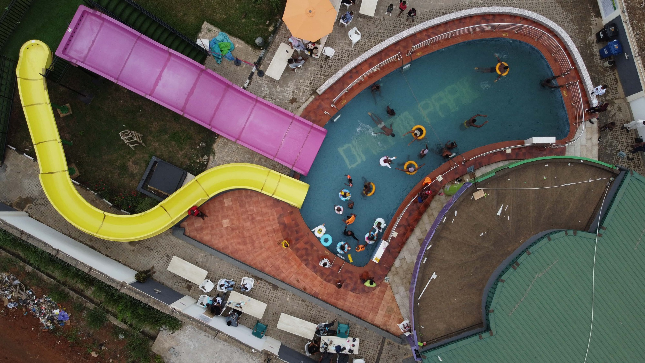 POOL FOR KIDS AND ADULTS
